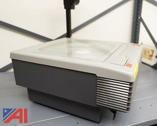 3m 9100 overhead projector manual