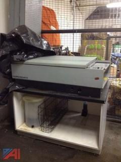 Hope RA20TA Tabletop Print Processor