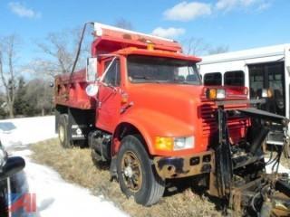 1991 International 4900 Dump
