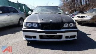1992 BMW 325 I 2D