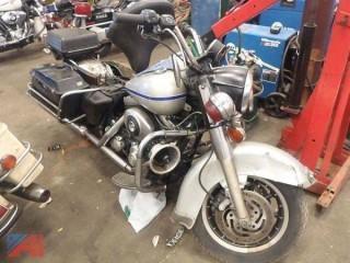2001 Harley Davidson Road King Motorcycle