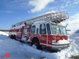 1985 Federal Quint Fire Truck