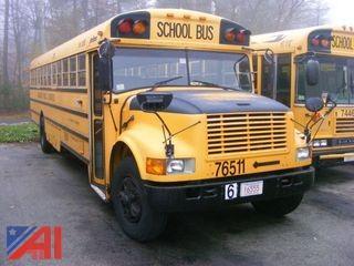 1994  Amtran/IH   SS-31  School Bus