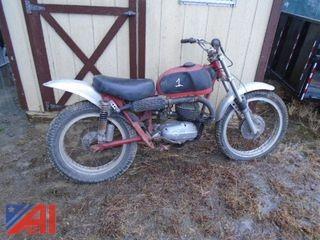 Bultaco Dirt Bike  (Working Condition: Unknown)