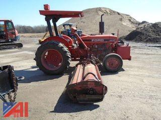 Alamo Interstater Flail Mower  (Working Condition: Yes)