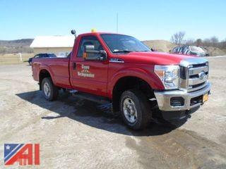 **5% BP** 2012  Ford  F350 XLT Super Duty  Pickup