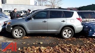 2008  Toyota  Rav 4  4D