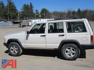 2000  Jeep  Cherokee SE  SUV