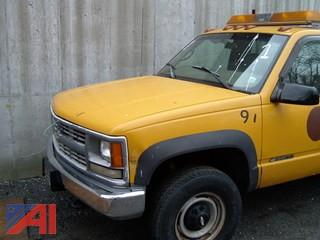 1999  Chevrolet  3500 Series  2 Door Pickup