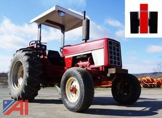 1972  International Harvester  T-574-RC  Utility Tractor