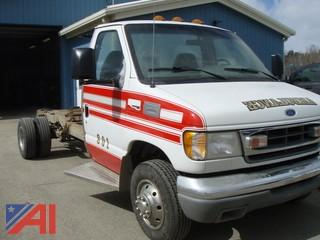 1997  Ford  Cutoff  Van