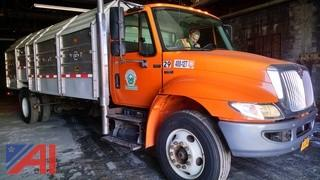 2010  International  4300LP  8 Bin Recycler