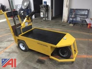 Taylor Dunn SCI-59 3 Wheeled Cart  (Working Condition: Yes)