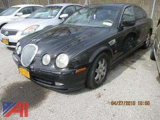 2000  Jaguar  S-Type  4D