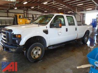 2008  Ford  F-350 Super Duty  Pick Up