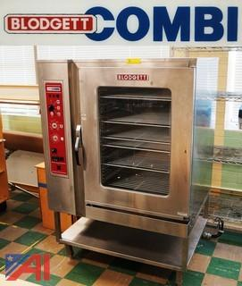 Fine! Blodgett COMBI COS-101S-AA Combination-Oven/Steamer  (Working Condition: Yes)