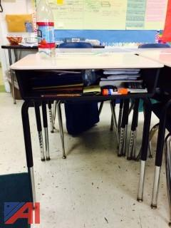 Student Desks  (Working Condition: Yes)