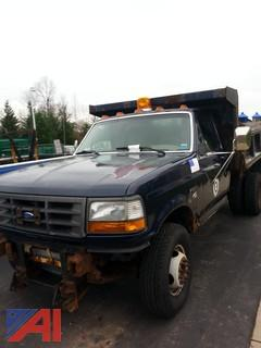 1995  Ford  F Super Duty  Dump