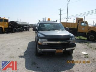 2002  Chevrolet  2500  Pickup