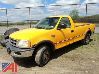 1998  Ford  F-150XL  Pick Up