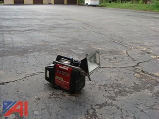 Honda EX350 Gasoline Generator Floodlight.  (Working Condition: Yes)