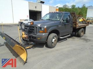 2005  Ford  F-350  Flat Bed
