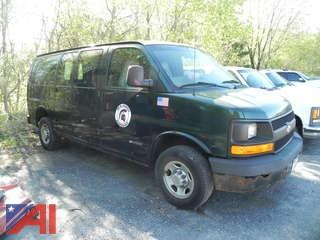2003  Chevrolet   Express 2500  Van