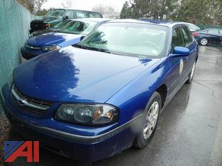 2004  Chevrolet  Impala  4DSD