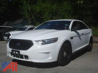 **4% BP** 2013  Ford  Taurus  Interceptor