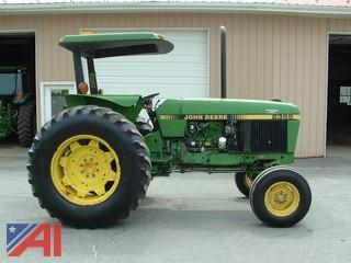 1989  John Deere  2355  Tractor