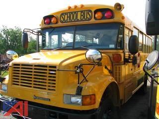 2002  Blue Bird  3800  Short Bus
