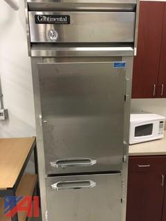Continental Vertical Refrigerator