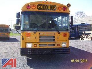 2002  Blue Bird  TC2000FE  Bus