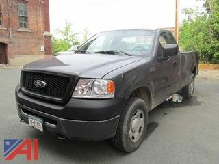 2008  Ford  F150  2DR