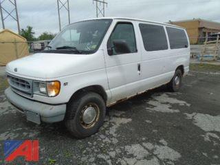 1999  Ford E-150 V-8 Triton Van