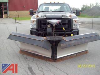 2012  Ford  F-350  Pickup w/ Plow
