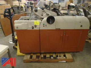 AM Multigraphics Printing Maching
