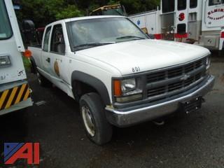 1996 Chevrolet C/K2500 Pickup