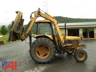 1991  John Deere  2555  Tractor w/ Mower