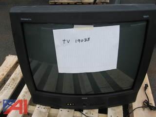 Various TV's/VCR's/DVD