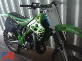 1991 Kawasaki KX125