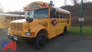 2001  International   30 Passenger   School Bus