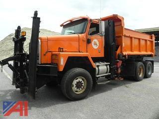 2003  International  5600i 6 x 6  Dump