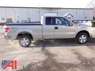 2010  Ford  F150 XLT  Extended Cab