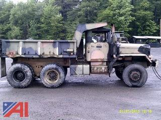 1970  AM General  M817  Dump