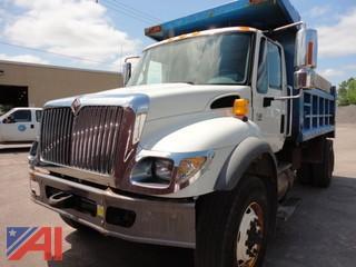 2007  International  7400  Dump Truck