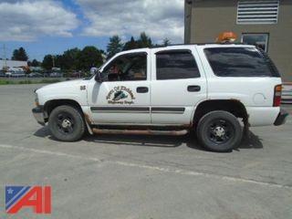 2005  Chevrolet  Tahoe  Suburban