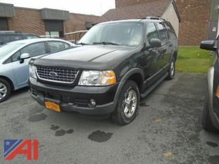 2003  Ford  Explorer  Suburban