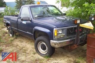 1995  GMC  2500SL  Pickup
