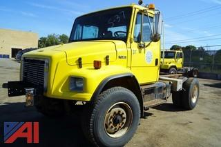 1999  Freightliner  FL80  Cab & Chassis (S-37) 1999  Freightliner  FL80  Cab & Chassis (S-37)